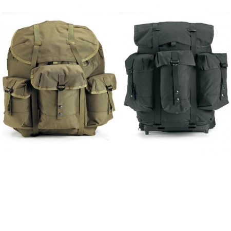 Bags :: Rothco Enhanced Alice Pack W/frame - Olive Drab / Blk ...