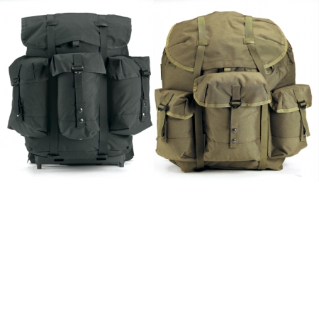 Bags :: Rothco Large Alice Pack W/frame - 40045 - WorkingGear