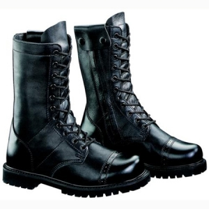 Bates Footwear 11 inch Paratrooper Side Zip Boot - E02184