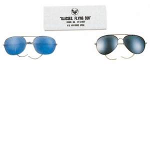 Rothco Mirror Air Force Style Sunglasses With Case - 10201