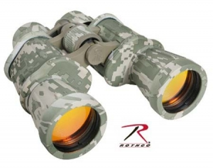 Rothco Army Digital Camo 10 x 50mm Binoculars - 10287