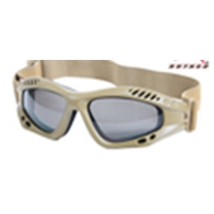Rothco Coyote Brown Tactical Goggles - 10376