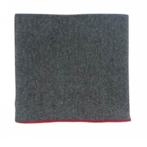 Rothco Grey 50% Wool Rescue Blanket - 10429