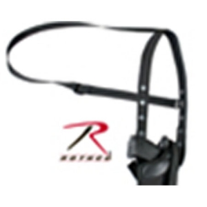 Rothco Black Undercover Shoulder Holster 4 inch - 10564