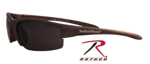 Rothco Smith and Wesson Equalizer Anti-Fog Sunglasses - 10607