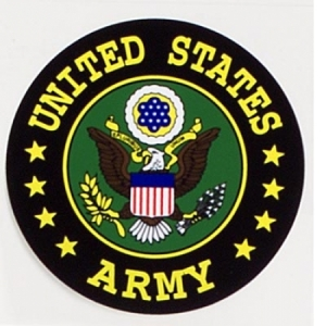 Rothco U.S. Army Decal - 1226