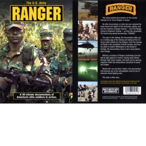 Rothco DVD- Us Army Rangers Documentary - 1323