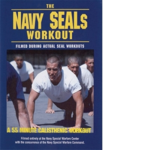 Rothco Navy SEALs Workout DVD - 1333