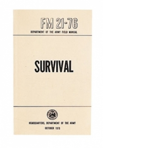 Rothco Survival Manual - 1402