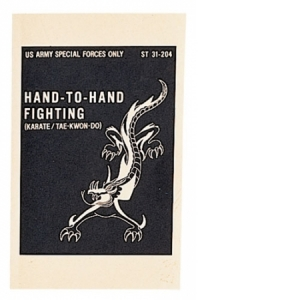 Rothco Special Forces Hand-To-Hand Fighting Manual - 1403
