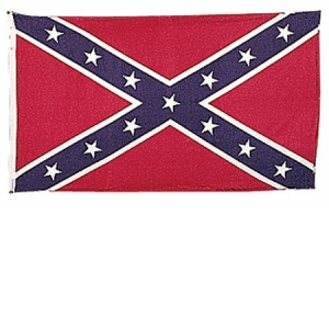 Rothco Confederate Flags -  2 feet X 3 feet - 1437