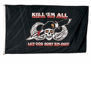 Rothco Killem All Flag - 3 feet X 5 feet - 1481
