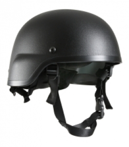 Rothco G.I. Type Black ABS Plastic MICH-2000 Tactical Helmet - 1995