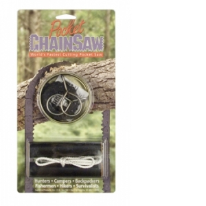 Rothco short Cutt Pocket Chain Saw - 21