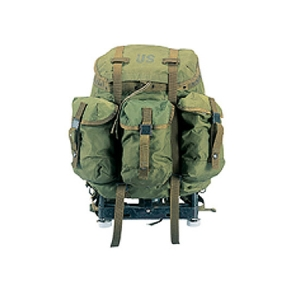 Rothco GI Issue Surplus Large O.D. Alice Pack with Frame - 2268