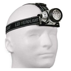 Rothco 14-Bulb LED Multi-Function Color Lens Headlamp - 228