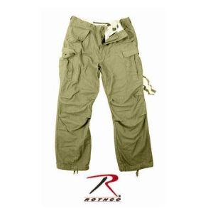 Rothco Olive Drab Vintage M-65 Field Pants - 2601