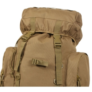 Rothco Coyote Brown 25L Tactical Backpack - 2748