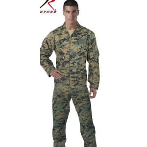 Rothco Woodland Digital Camo Flightsuit - 2910