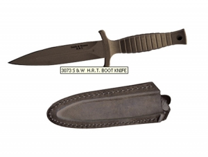 Rothco Smith & Wesson HRT Boot Knife - 3073