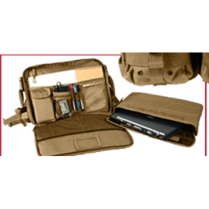 Rothco Coyote Brown M.O.L.L.E. Tactical Briefcase - 3191