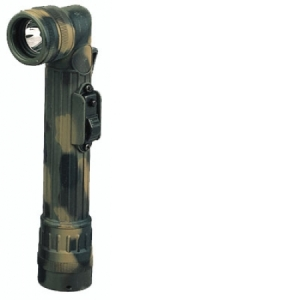 Rothco Mini Camouflage Army Style Flashlight - 322