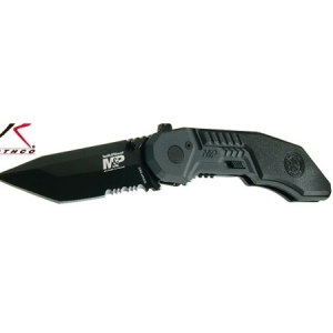 Rothco Smith & Wesson M&P Assisted Opening Knife - 3394