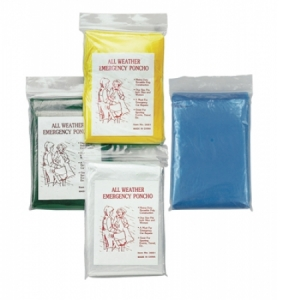 Rothco Emergency Poncho - 3681