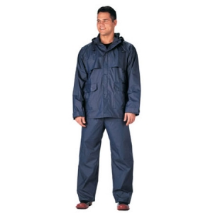 Rothco Navy Blue Microlite Rainsuit - 3770