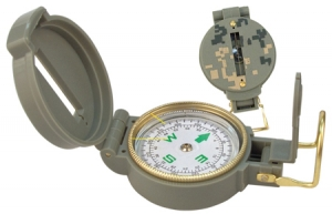 Rothco Army Digital Camouflage Lensatic Compass - 401