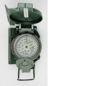 Rothco O.D. Military Marching Compass - 406