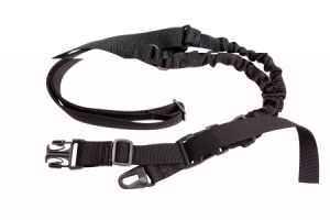 Rothco Black Tactical Single Point Sling - 4067