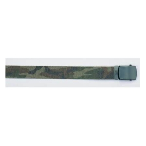 Rothco Olive Drab/camo Reversible Web Belt - 4178