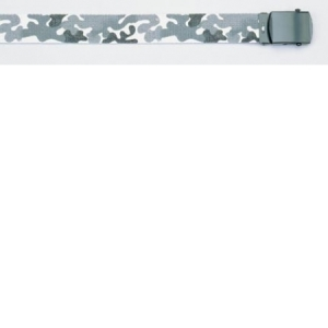 Rothco City Camo/White Reversible Web Belt - 44 inch - 4180