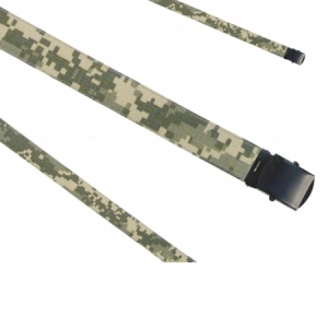 Rothco 54 inch Digital Camo / Khaki Reversible  Web Belt - 4281