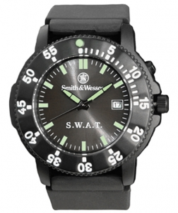 Rothco Smith & Wesson S.W.A.T. Watch - 4318