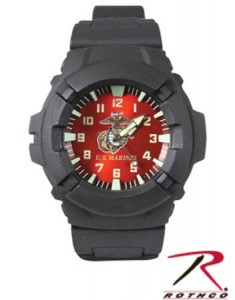 Rothco Aquaforce Marines Watch - 4377