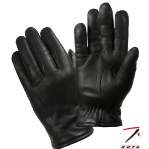 Rothco Cold Weather Leather Police Gloves - 4472