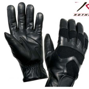 Rothco Cold Weather Leather Shooting Gloves - 4480
