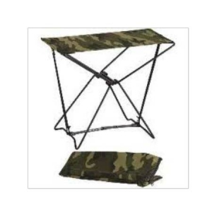 Rothco Woodland Digital Camo Folding Camp Stool - 4547