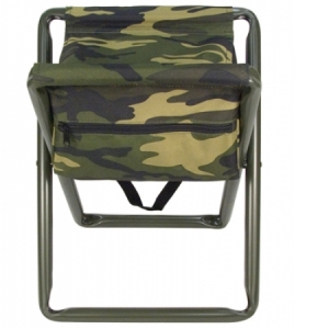 Rothco Deluxe Camouflage Folding Stool W/pouch - 4576