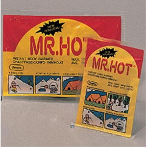 Rothco Pocketsize Mr. Hot Disposable Handwarmer - 4813