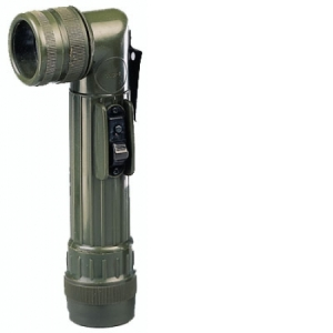Rothco Army Style Olive Drab C-Cell Flashlights - 488