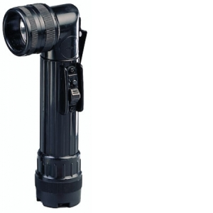 Rothco Army Style Black C-Cell Flashlights - 489