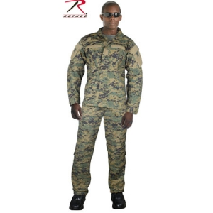 Rothco Woodland Digital Combat Uniform Pants - 5217