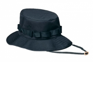 Rothco Jungle Hats - Black - 5546