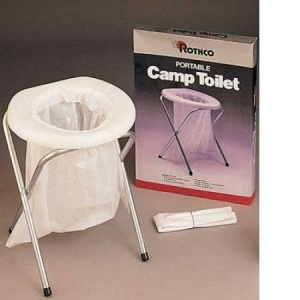 Rothco Portable Camp Toilet - 560