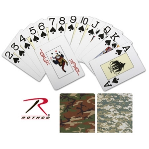 Rothco Camouflage Playing Cards - 567