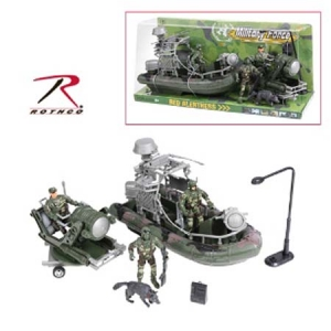 Rothco Kids Military Force Amphibious Play Set - 573