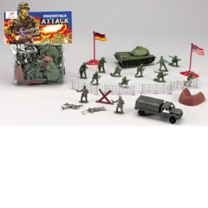 Rothco Wwii Toy Soldier Play Set - 592